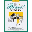 Barratt, Carol - Bravo! Violin