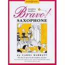 Bravo! Saxophone - More than 25 pieces for saxophone and piano