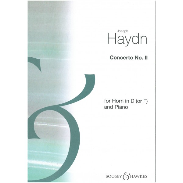 Haydn, Joseph - Horn Concerto No. 2