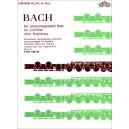 Bach for Unaccompanied Flute - Bach, Johann Sebastian
