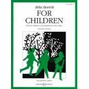 Bartok, Bela - Béla Bartók For Children   Vol. 2
