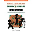 A Celtic Suite - A suite based on traditional Celtic tunes arranged for elementry string orchestra with piano accompaniment