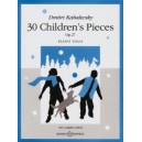 Kabalevsky, Dmitry - 30 Childrens Pieces op. 27