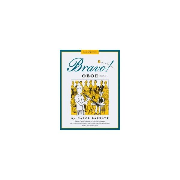 Barratt, Carol - Bravo! Oboe