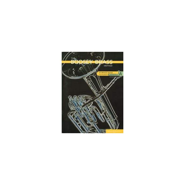 The Boosey Brass Method Band A - Brass Band Repertoire (E flat Instruments)
