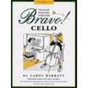Barratt, Carol - Bravo! Cello