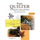 Quilter, Roger - 18 Songs for Low Voice