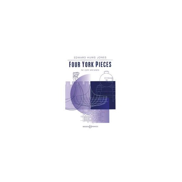 Huws Jones, Edward - Four York Pieces