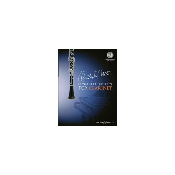 Norton, Christopher - Concert Collection for Clarinet
