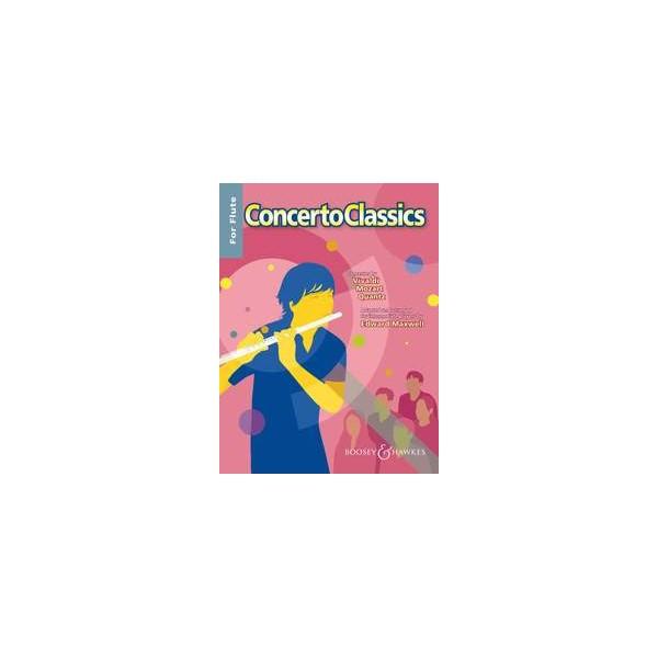 Concerto Classics for Flute