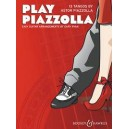 Piazzolla, Astor - Play Piazzolla