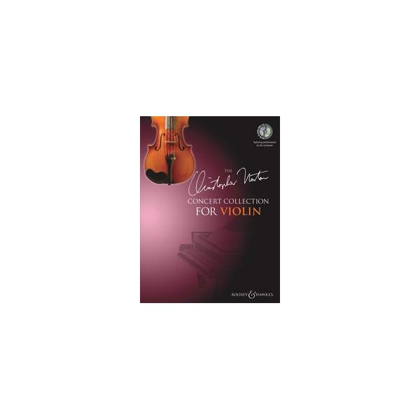 Norton, Christopher - Concert Collection for Violin