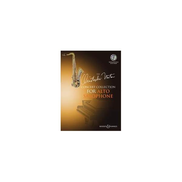 Norton, Christopher - Concert Collection for Alto Saxophone