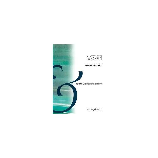 Mozart, Wolfgang Amadeus - Divertimento No. 2 B major  KV 229/2