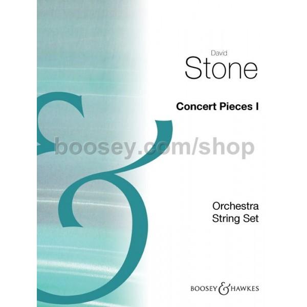 Stone, David E. - Concert Pieces   Band 1