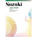 Suzuki Cello School Volume Three Piano Acc