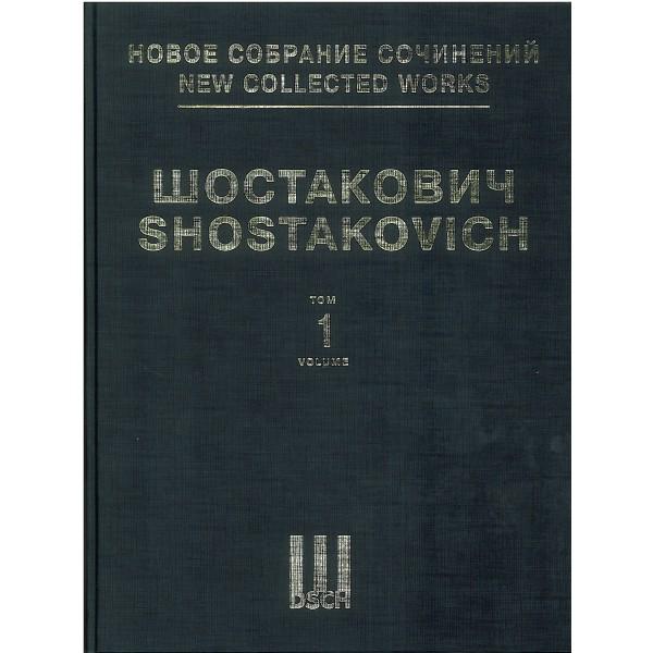 Shostakovich, Dmitri - Symphony No. 1 op. 10