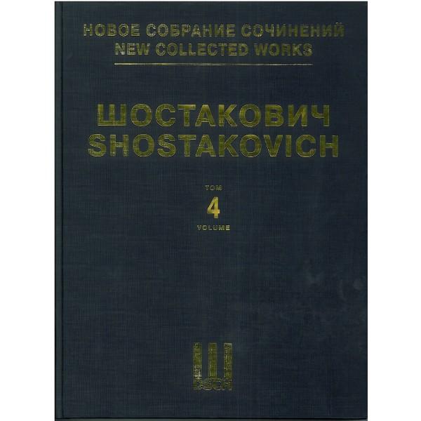 Shostakovich, Dmitri - Symphony No. 4 op. 43