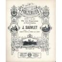 Sauvlet, Jean Bapiste - Pfälzerlied op. 14