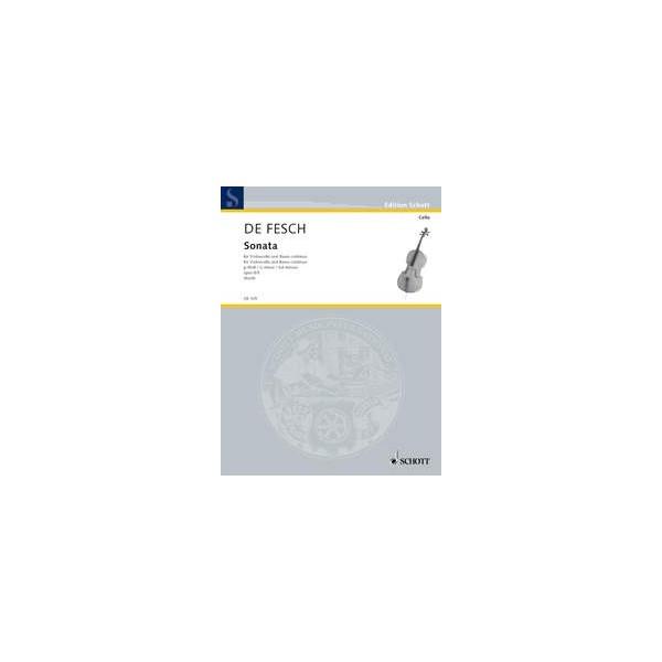 Fesch, Willem de - Sonata G minor op. 8/5
