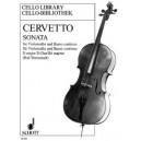 Cervetto, Giacomo - Sonata D Major op. 2/10