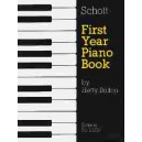 First Year Piano Book   Vol. 1 - Tunes From The Past