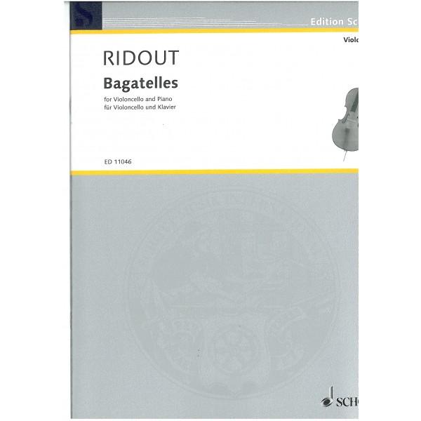 Ridout, Alan - Bagatelles