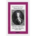 Purcell, Henry - Come Ye Sons Of Art