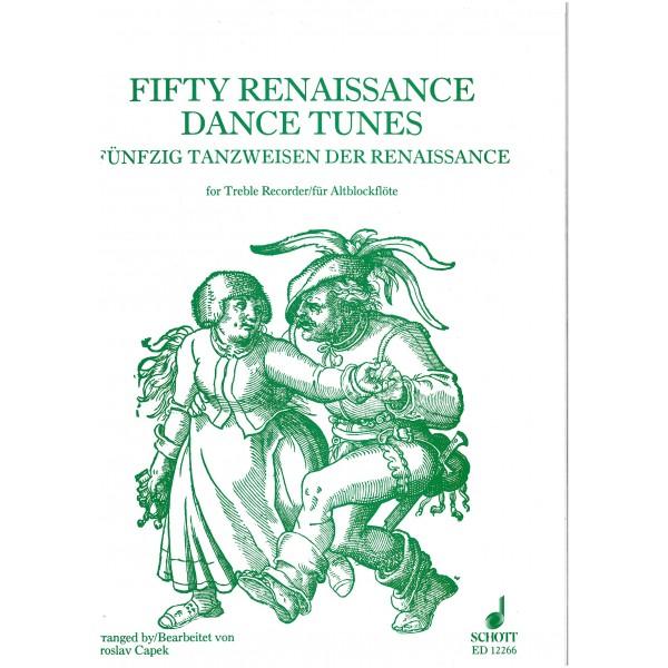 50 Renaissance Dance Tunes