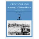 Dowland, John - Anthology of Selected Pieces
