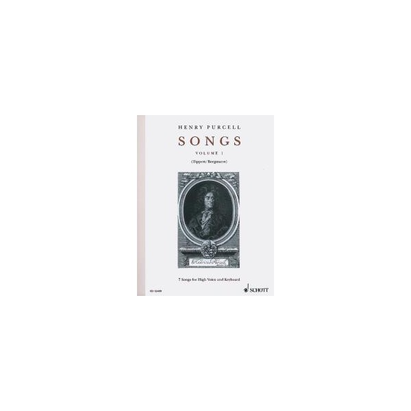 Purcell, Henry - Songs   Vol. 1