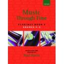 Music through Time Clarinet Book 2 - Harris, Paul