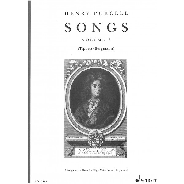 Purcell, Henry - Songs   Vol. 3