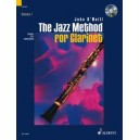 ONeill, John - The Jazz Method for Clarinet   Vol. 1