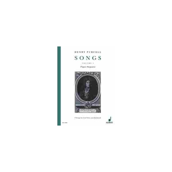 Purcell, Henry - Songs   Vol. 5