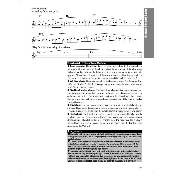 Richards, Tim - Improvising Blues Piano