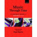 Music through Time Clarinet Book 3 - Harris, Paul