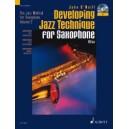 ONeill, John - Developing Jazz Technique for Saxophone