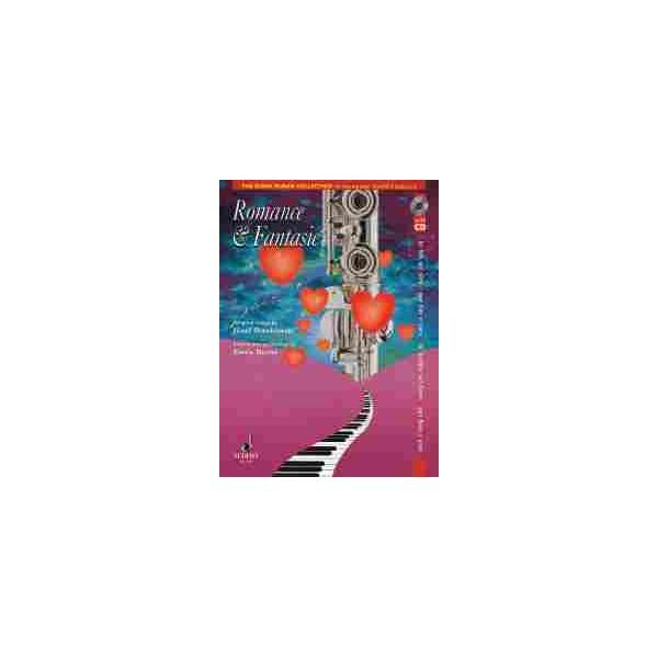Olechowski, Józef - Romance & Fantasie Vol. 3