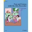 Engel, Gerhard / Heyens, Gudrun - Fun and Games with the Alto Recorder