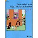 Heyens, Gudrun / Engel, Gerhard - Fun and Games with the Alto Recorder