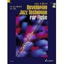 ONeill, John - Developing Jazz Technique   Vol. 2