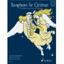 Saxophones for Christmas - 20 Christmas carols