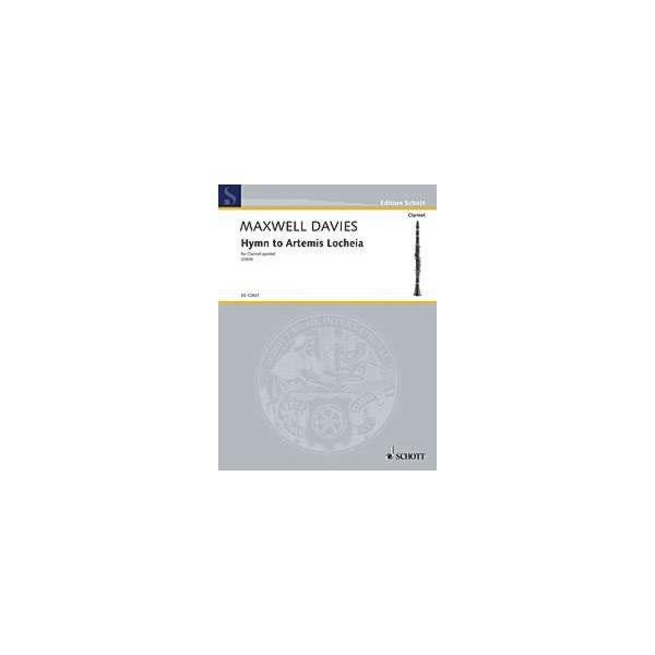 Maxwell Davies, Sir Peter - Hymn to Artemis Locheia