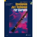 ONeill, John - Developing Jazz Technique for Clarinet   Vol. 2