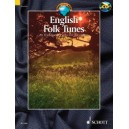 English Folk Tunes - 88 Traditional Pieces for Accordion