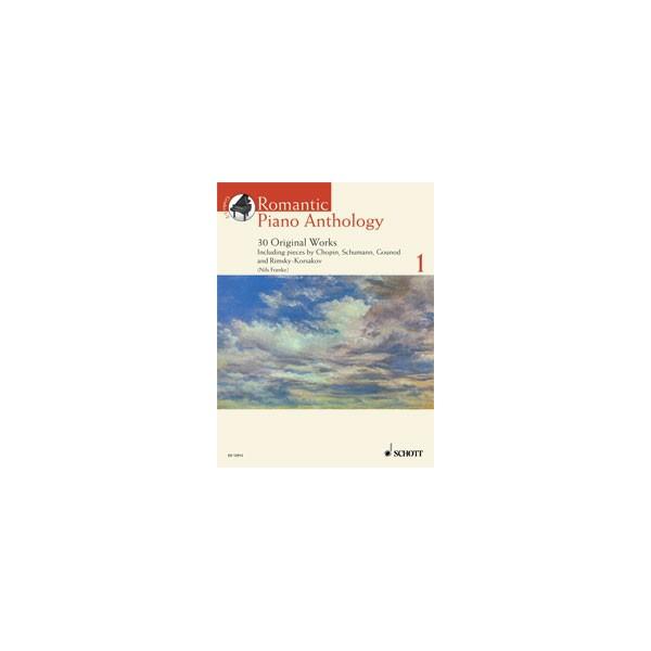 Romantic Piano Anthology   Vol. 1 - 30 Original Works