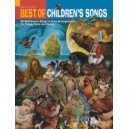 Best of Childrens Songs - 40 Well-known Songs in Easy Arrangements