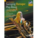 Swinging Baroque Play-Along - 12 Pieces from the Baroque era in easy swing arrangements