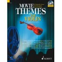 Movie Themes for Violin - 12 memorable themes from the greatest movies of all time